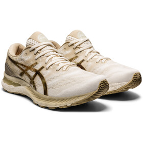 asics Gel-Nimbus 23 Shoes Men, beige/marrón
